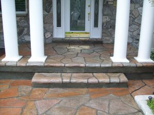 porch and courtyard - Decorative Overlay
