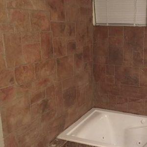 vertical overlay - shower 1